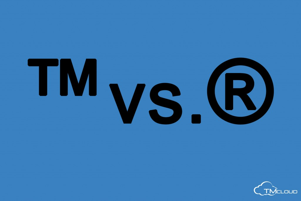What do TM and Circle R (®) symbols mean? link form tm cloud trademark management systems